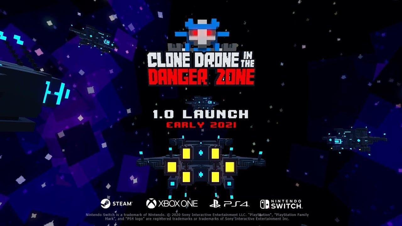 clone drone in the danger zone w