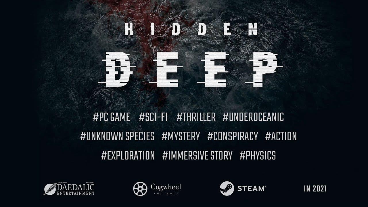 feel the pressure of hidden deep