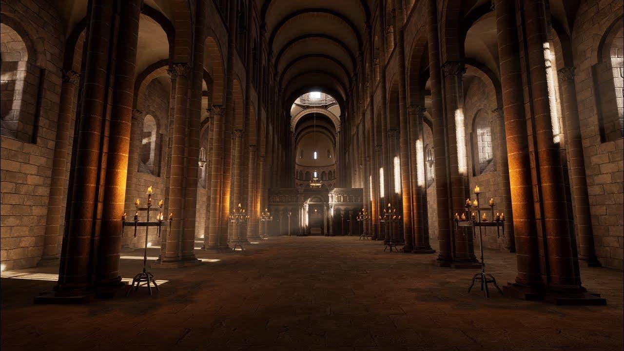 get a sneak peek at the medieval