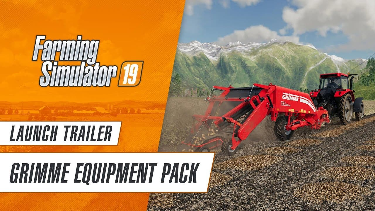 grimme equipment pack available