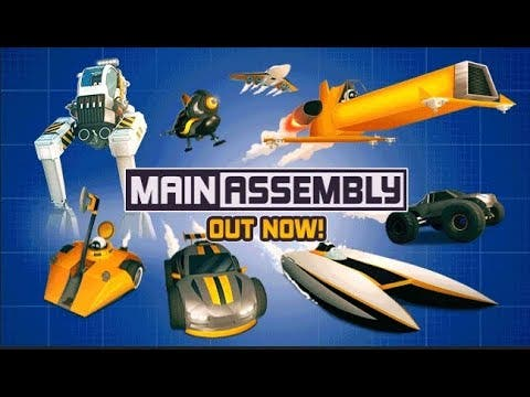 main assembly reaches 1 0 today