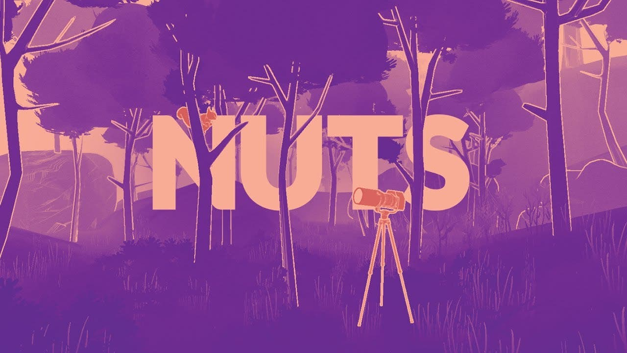 nuts is a photographic adventure