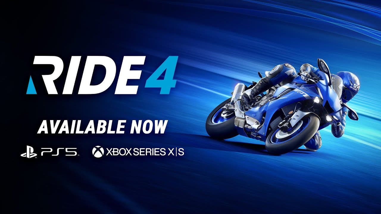 ride 4 is now available on plays