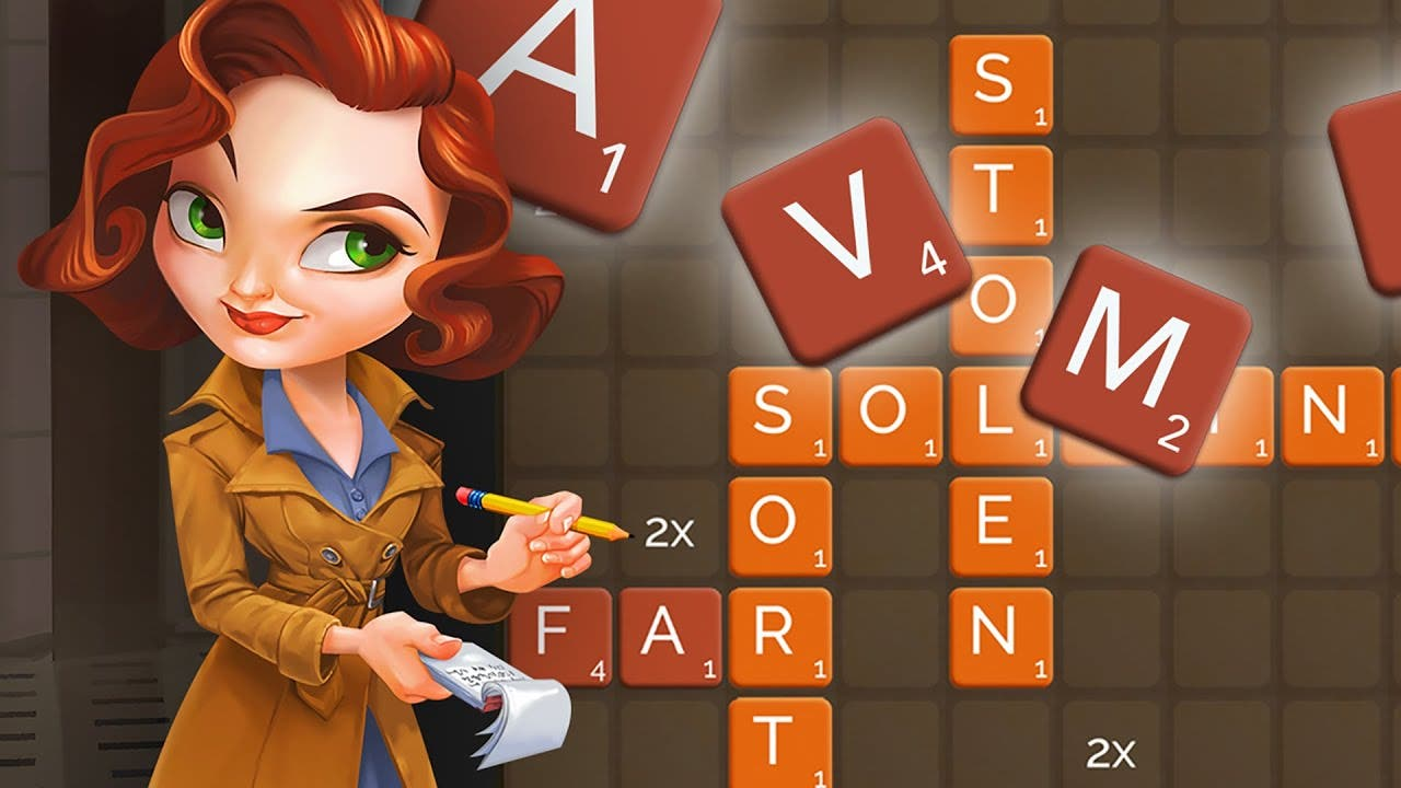 solve word puzzles and mysteries