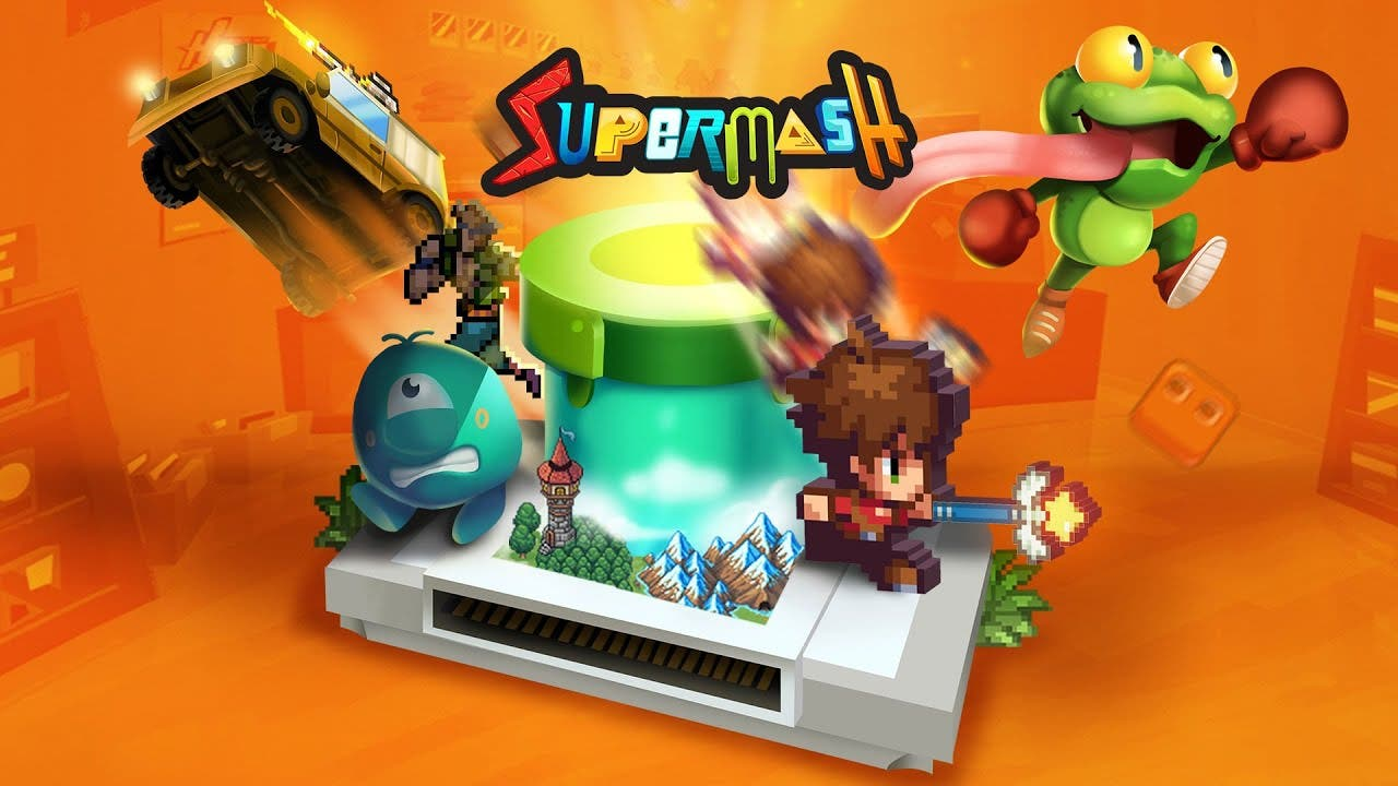 supermash makes its way to steam