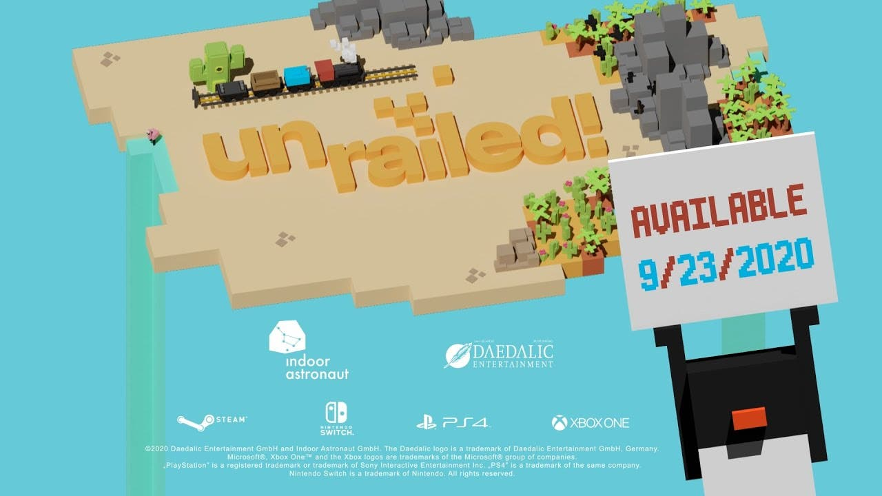 unrailed is free to try for the