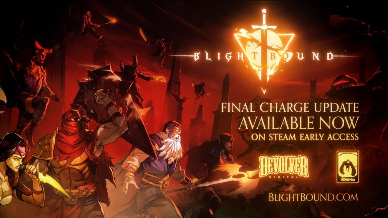 blightbound nears the end of ear
