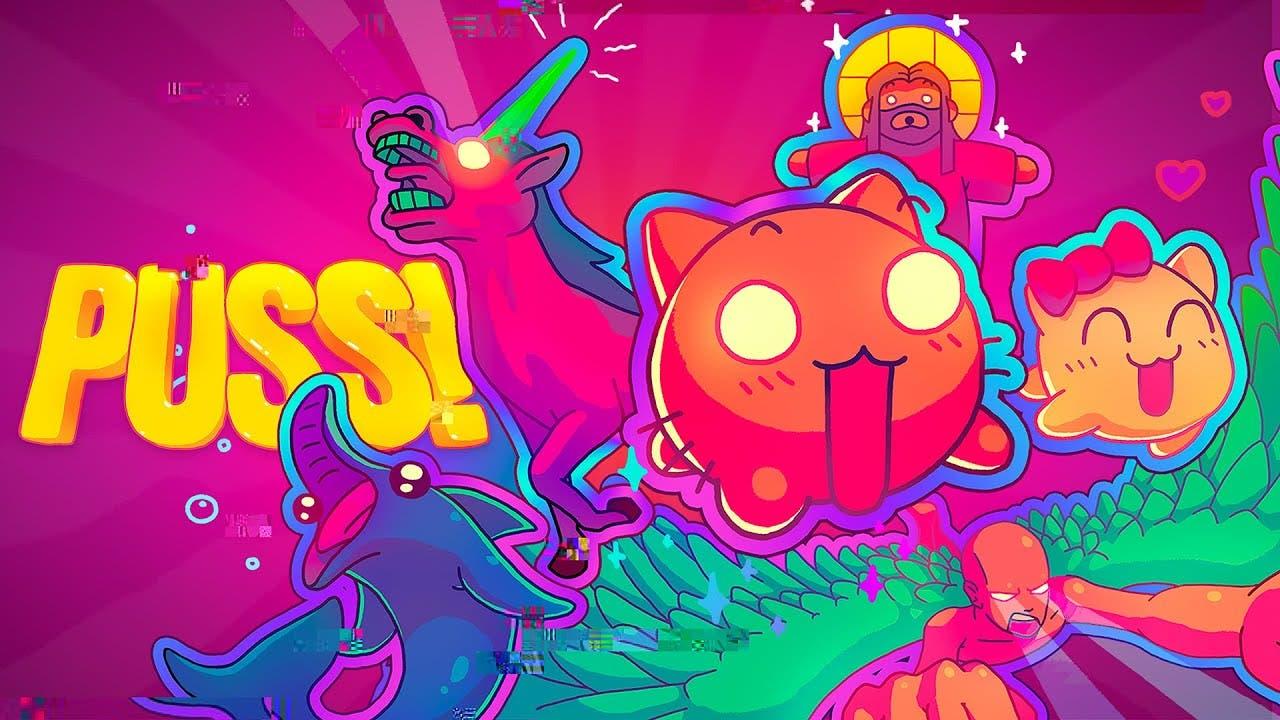 cat scratch fever dream puss is