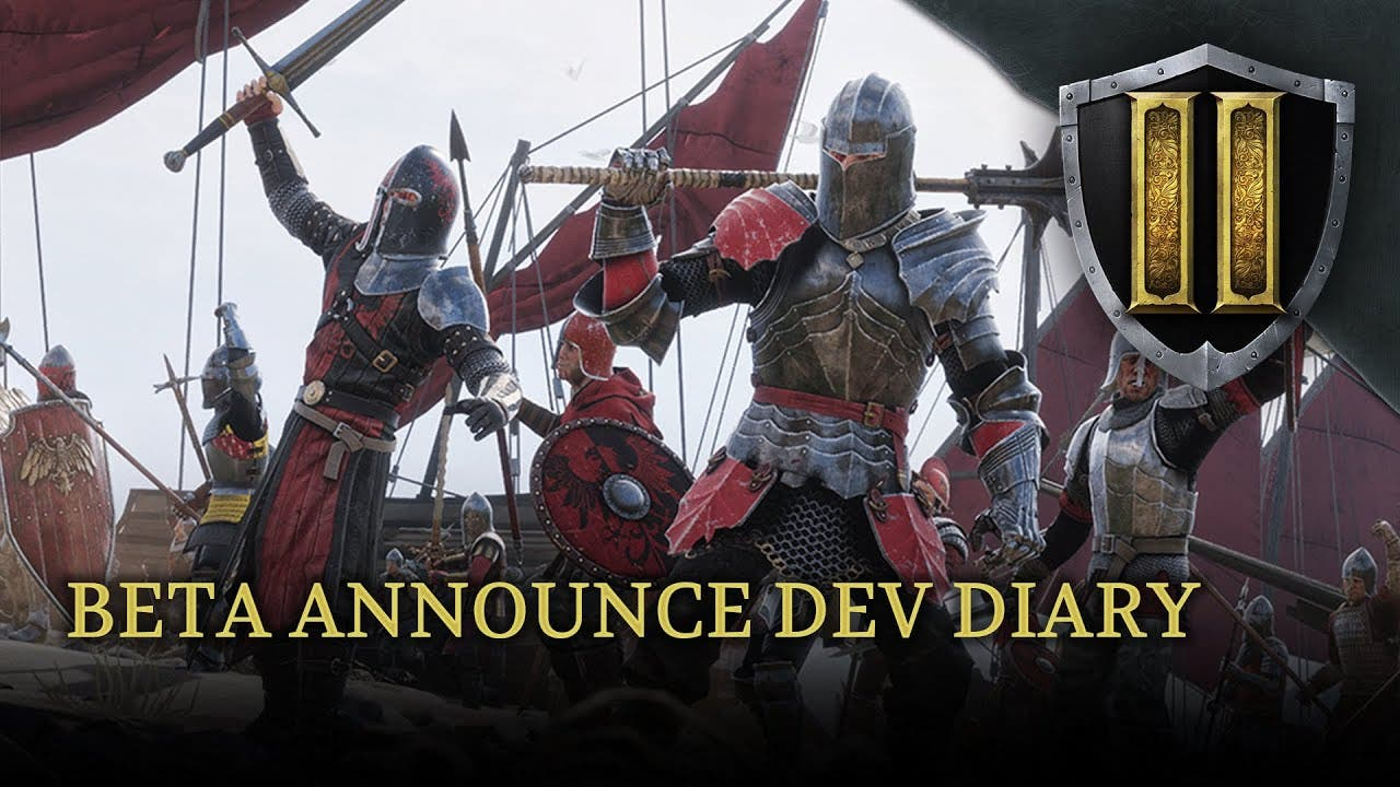 chivalry 2 will launch with cros