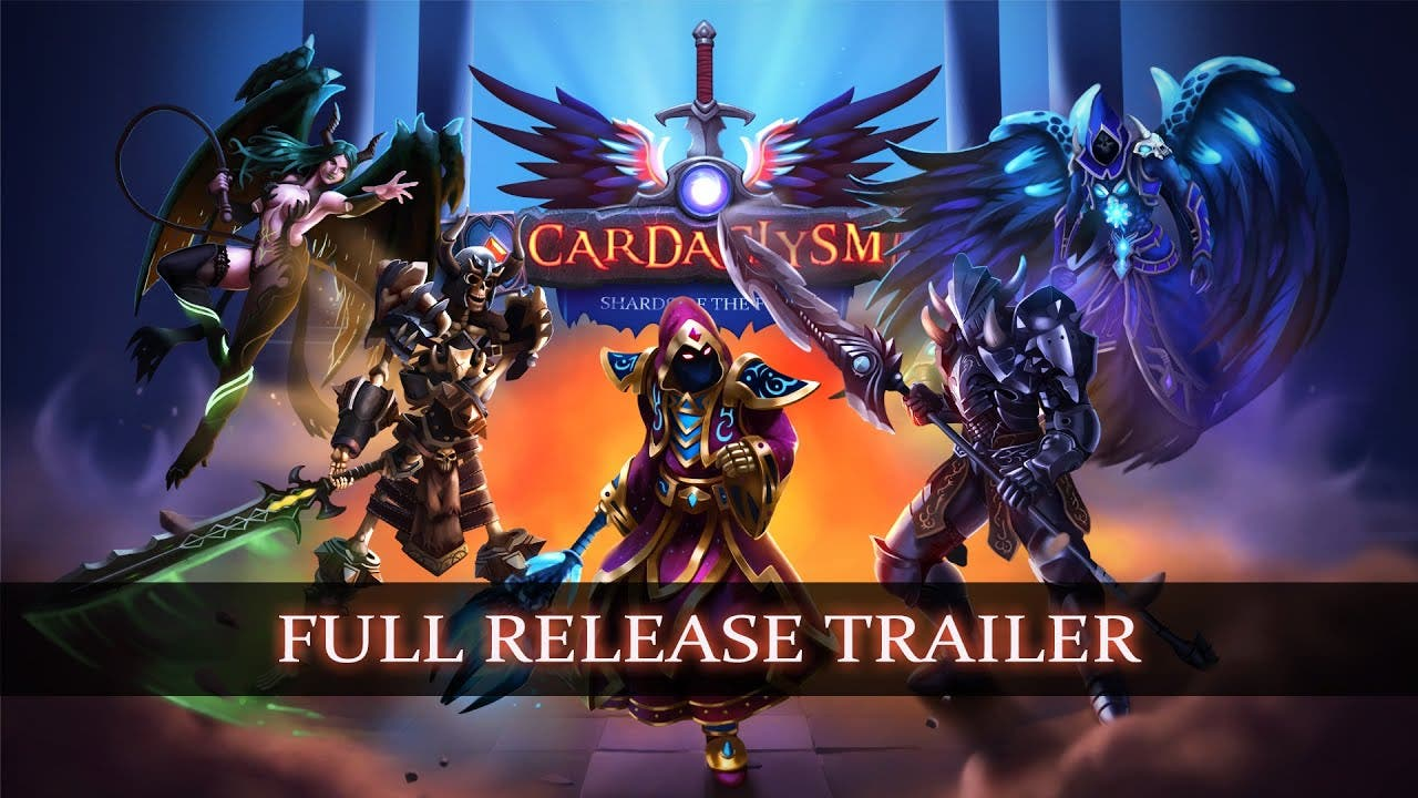 collectible card rpg cardaclysm