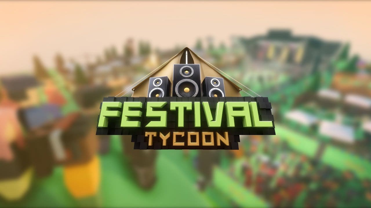 festival tycoon is coming to ste