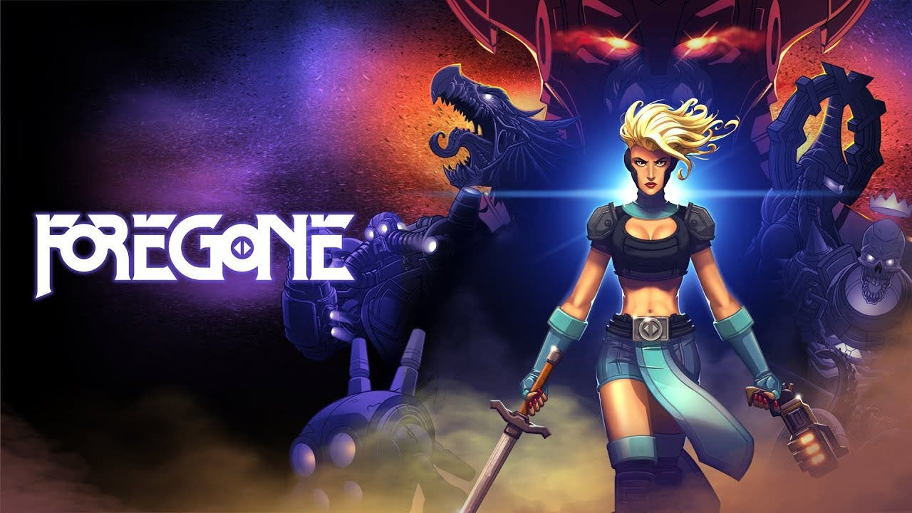 foregone gets a demo for the ste