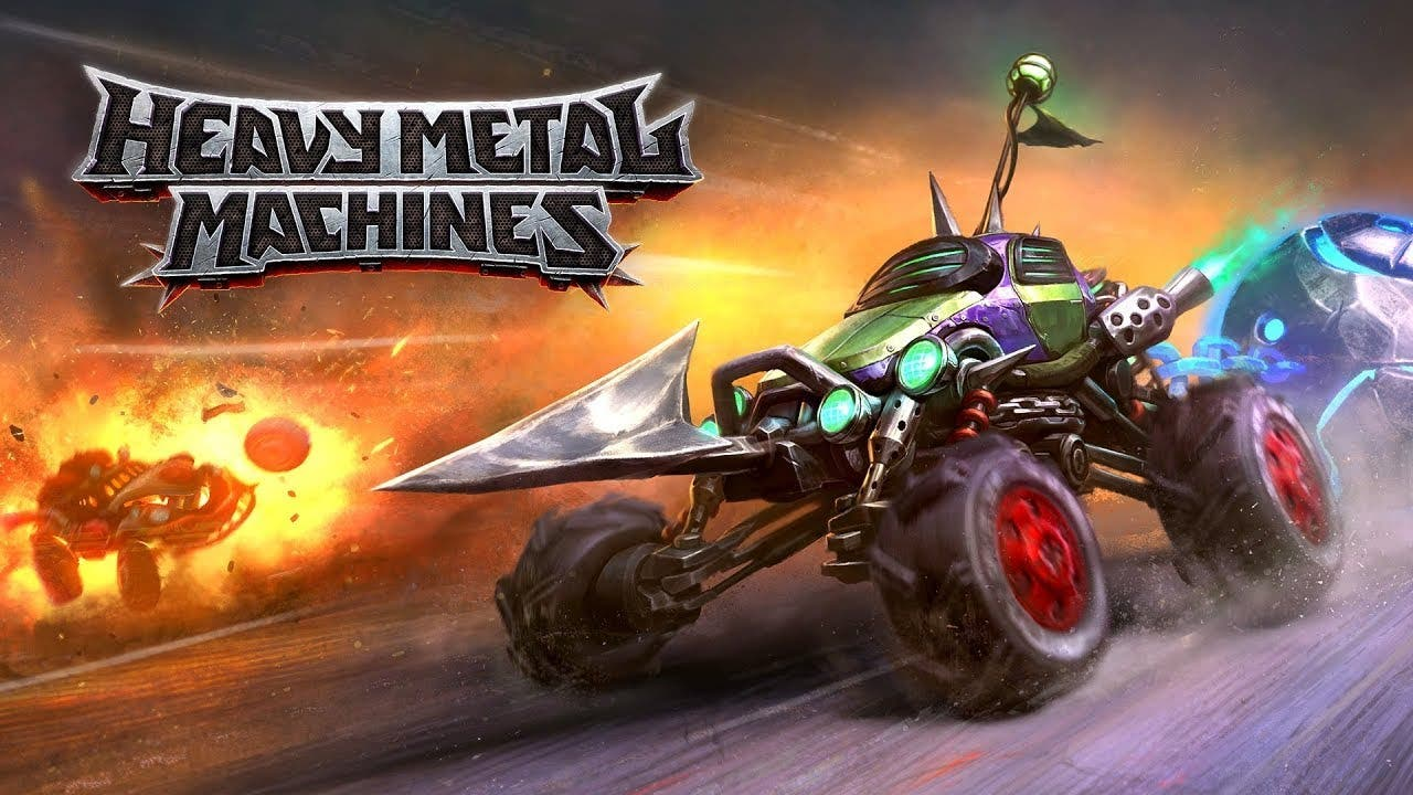 heavy metal machines comes to co