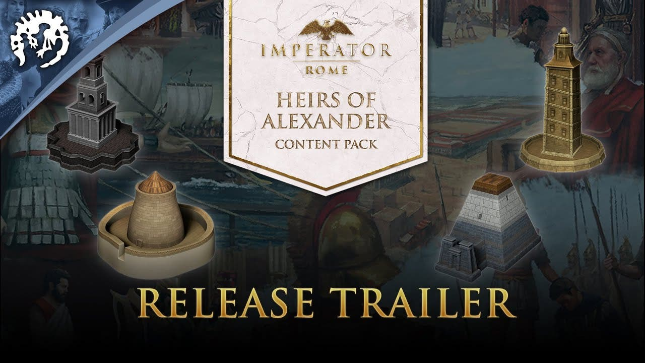 heirs of alexander content pack