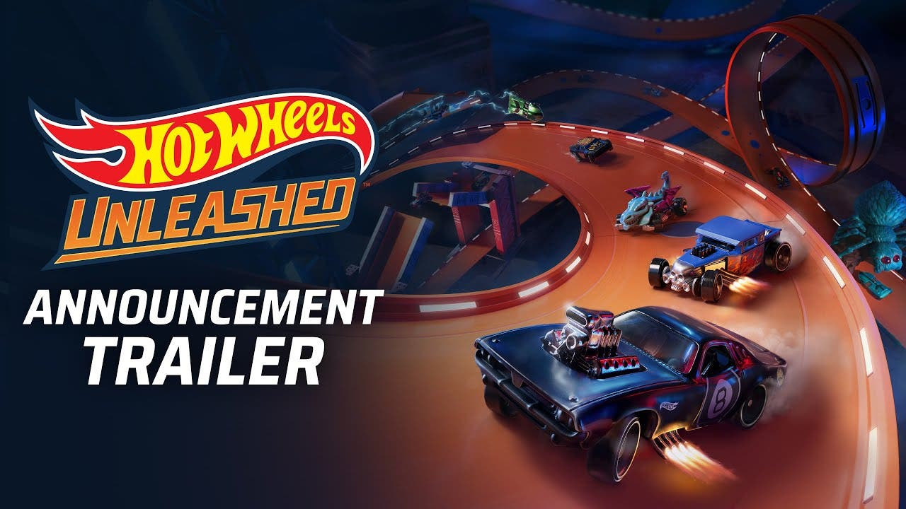 hot wheels unleashed announced c