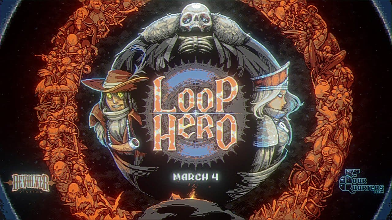 loop hero from four quarters and