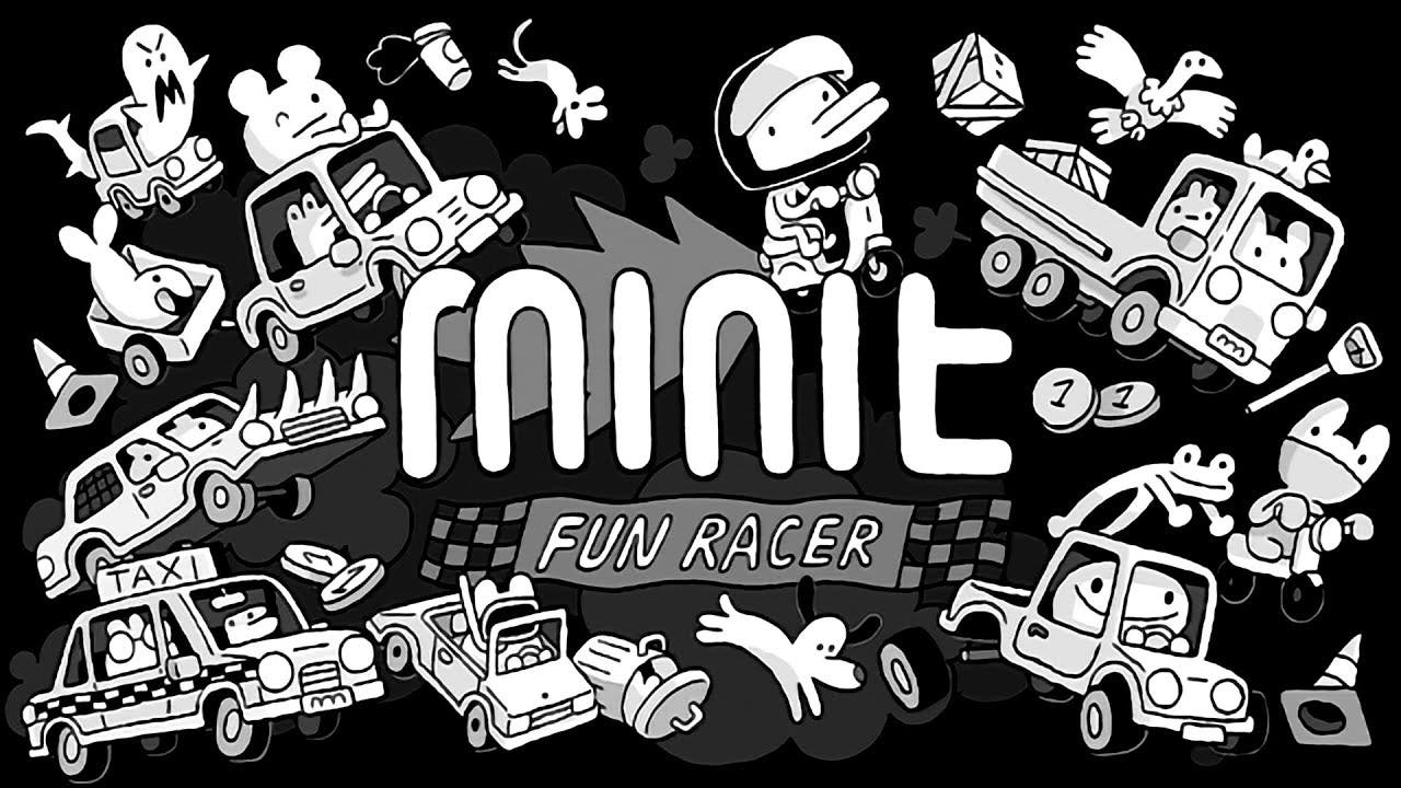 minit fun racer from the makers
