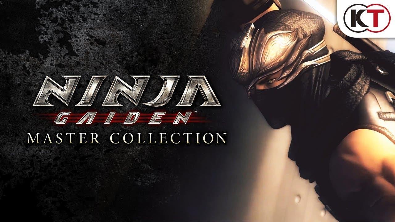 ninja gaiden master collection b
