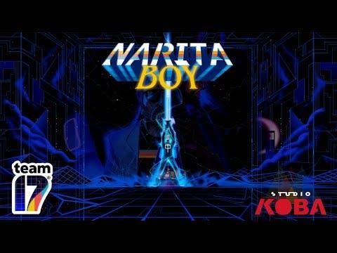 retrovania adventure narita boy
