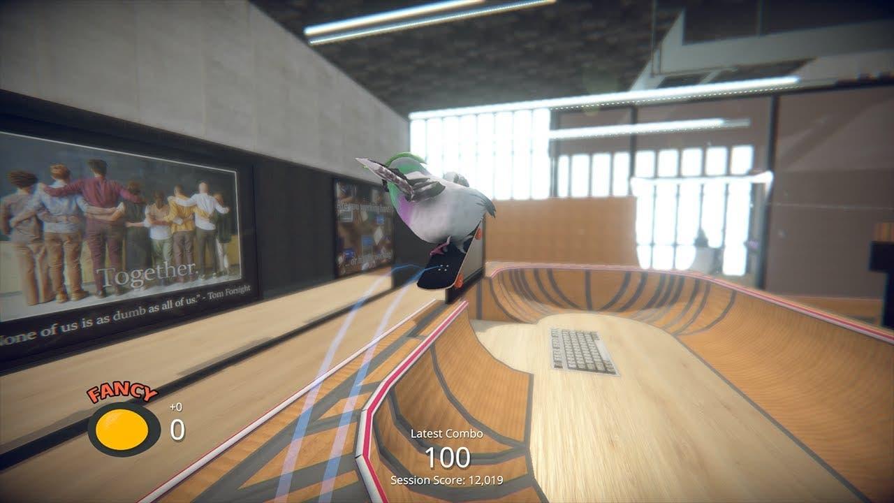 skatebird is releasing later thi