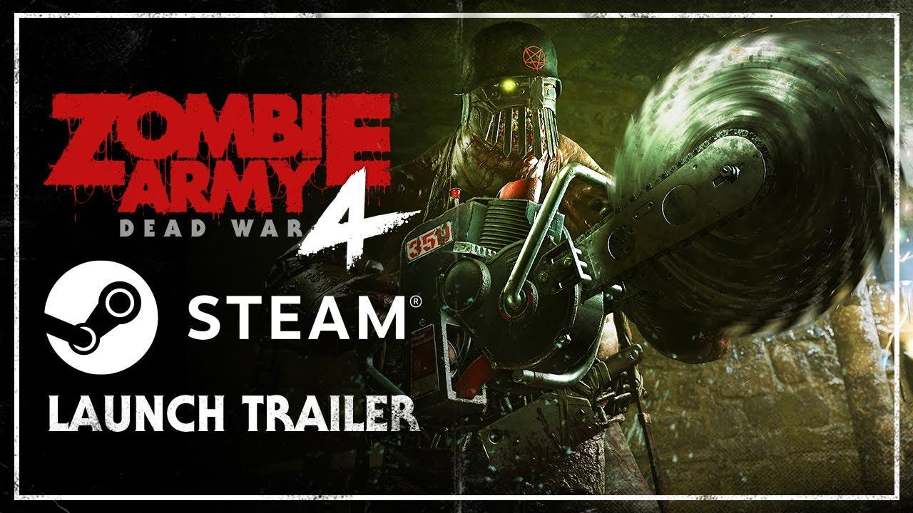 zombie army 4 dead war ends epic