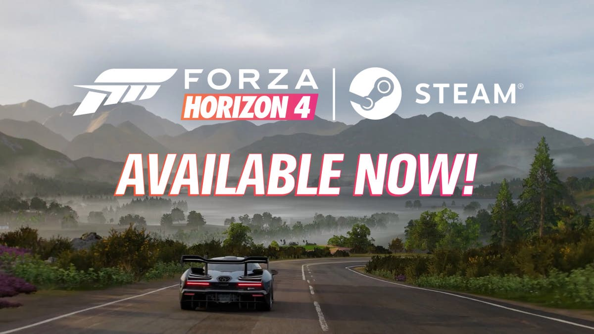 FH4 Steam CTA AvailableNow