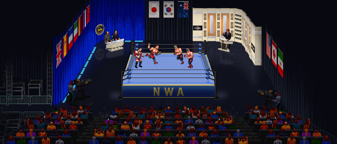 RetroManiaWrestling review featured