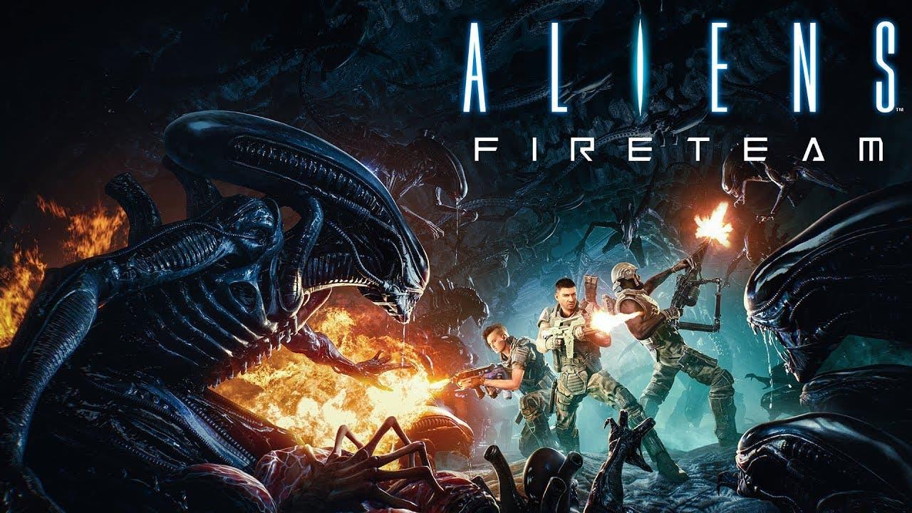 aliens fireteam announced as a t