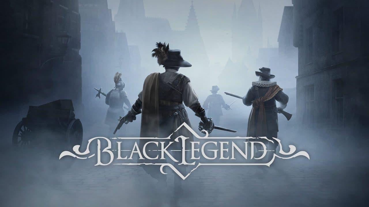 black legend launches march 25th