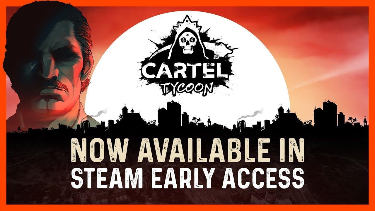 build a drug empire as cartel ty