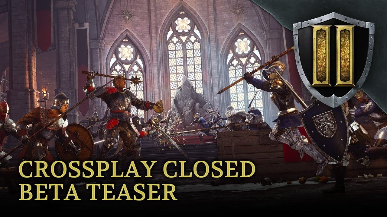 chivalry 2 will have a crossplay