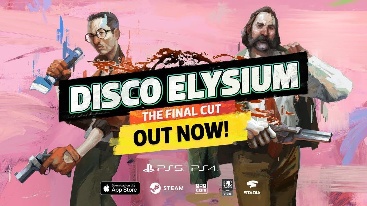 disco elysium the final cut arri