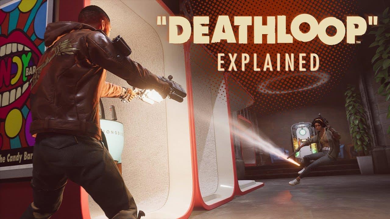 explainer video for deathloop de