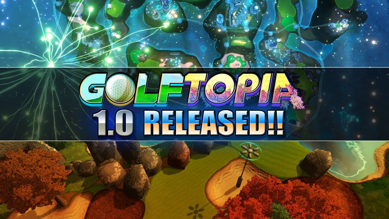 golftopia from minmax games leav
