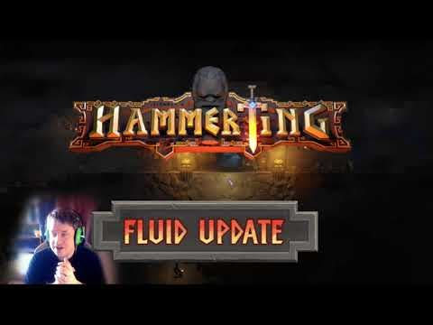 hammertings fourth update handle