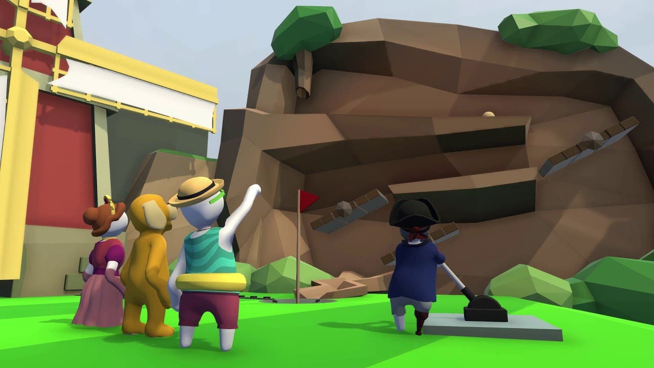 human fall flat receives two new