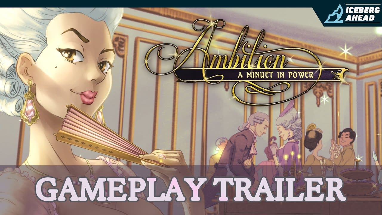 new gameplay trailer for ambitio