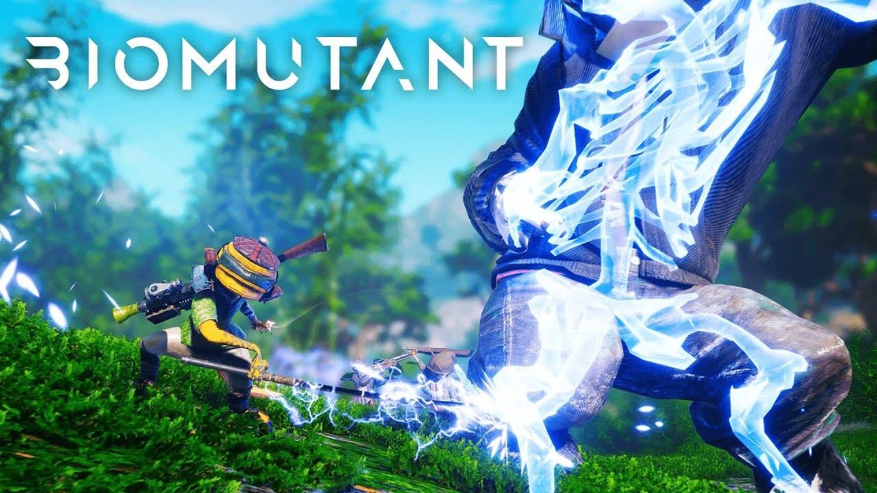 new gameplay trailer for biomuta