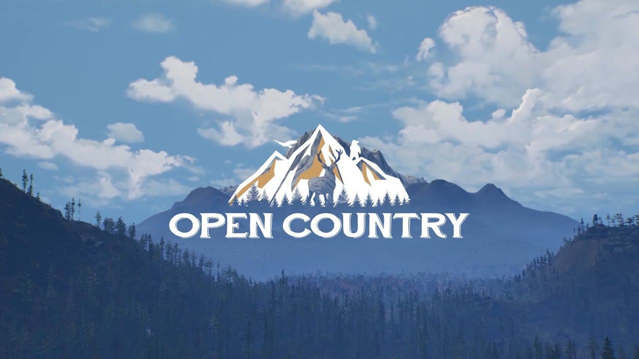 open country is a different kind