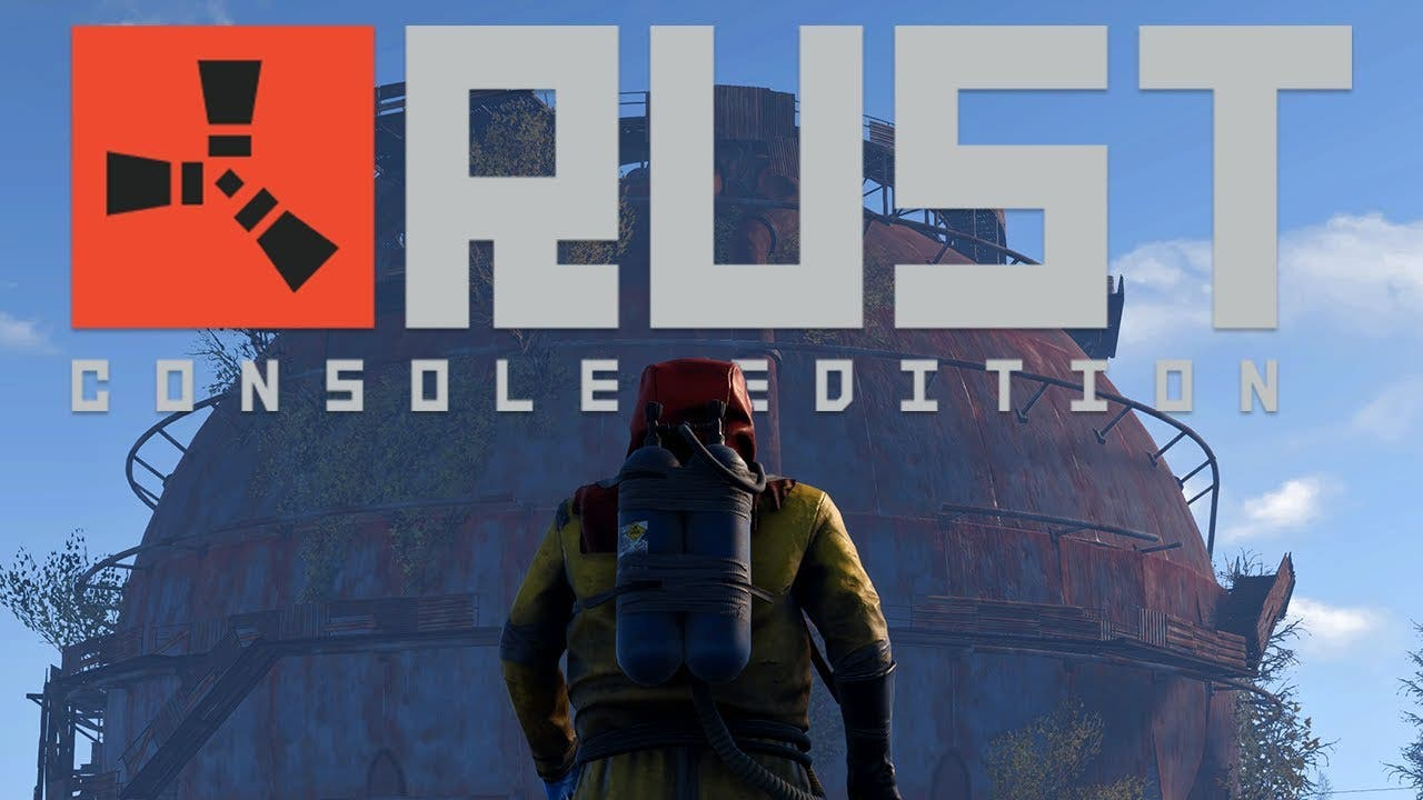 rust console edition from double