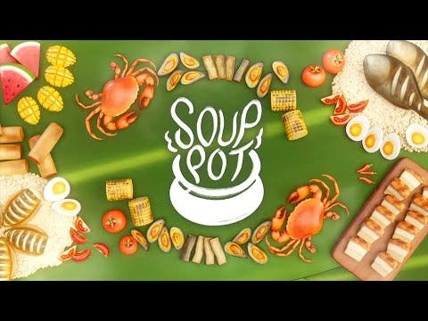 soup pot from chikon club is a c