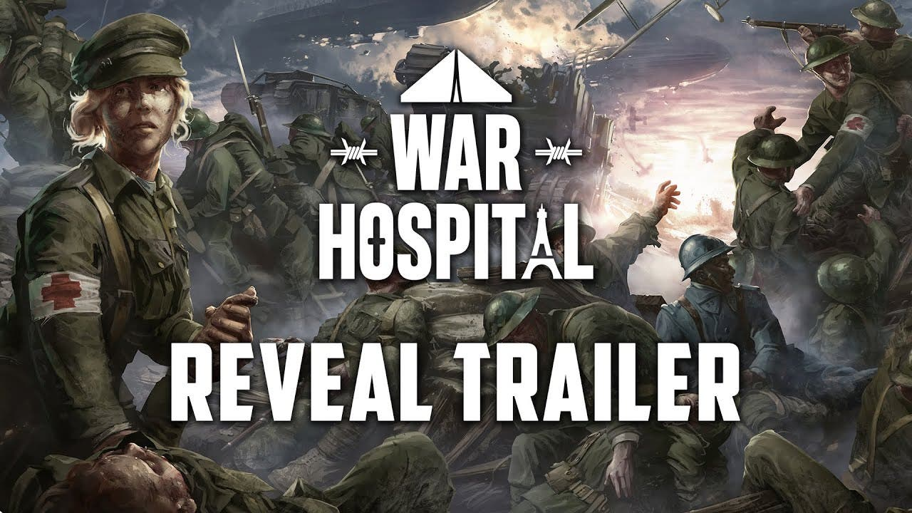 war hospital is a tactical game