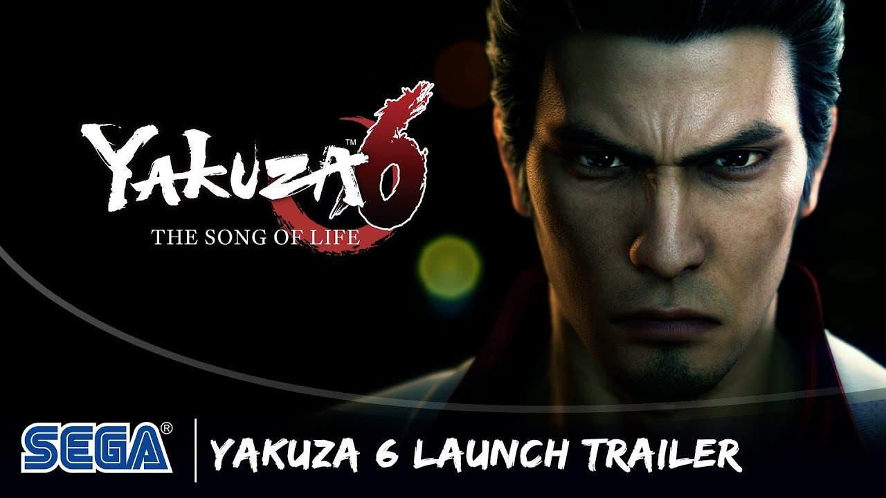 yakuza 6 the song of life now av