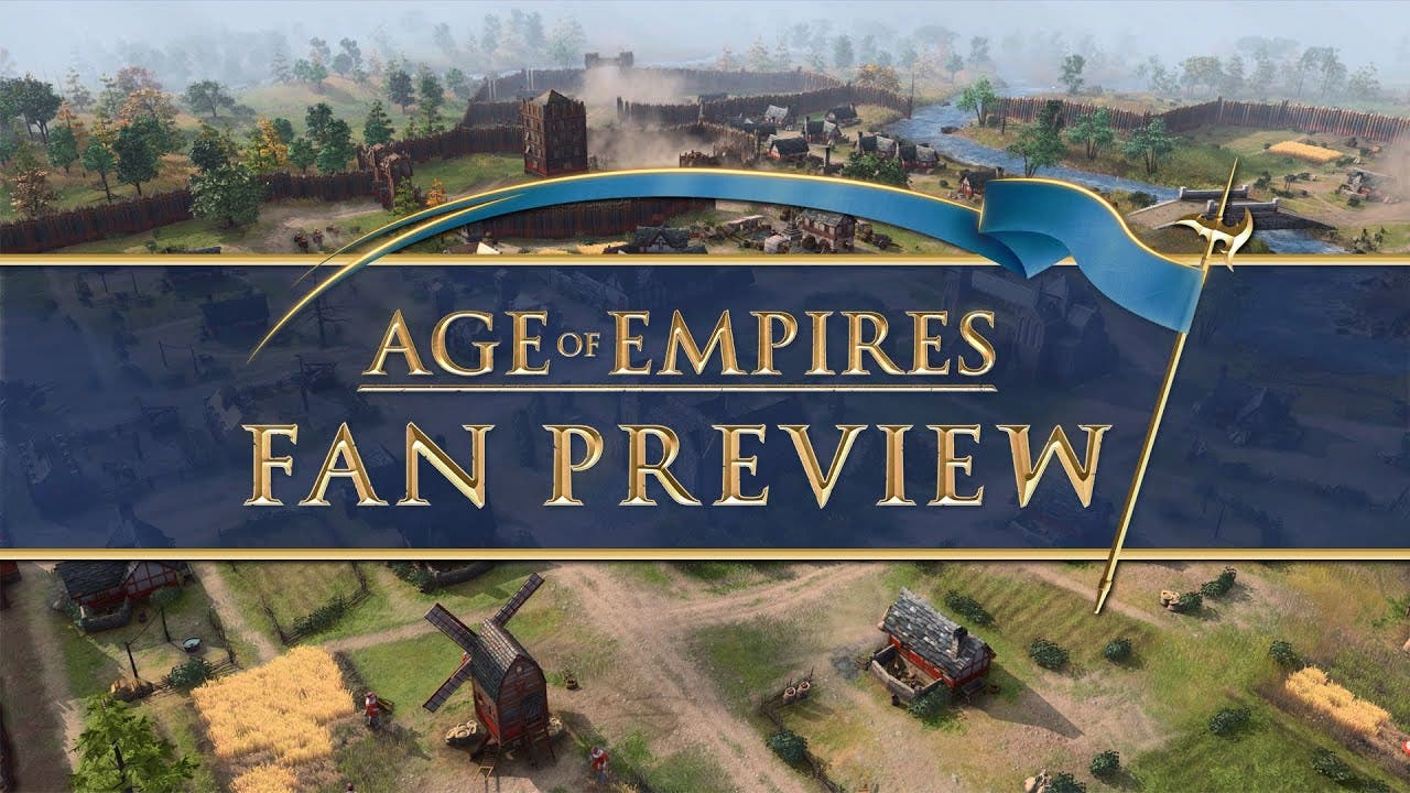 age of empires fan preview showe