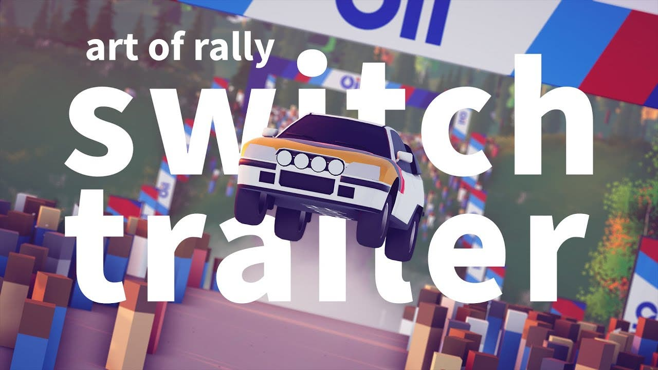 art of rally coming to switch th