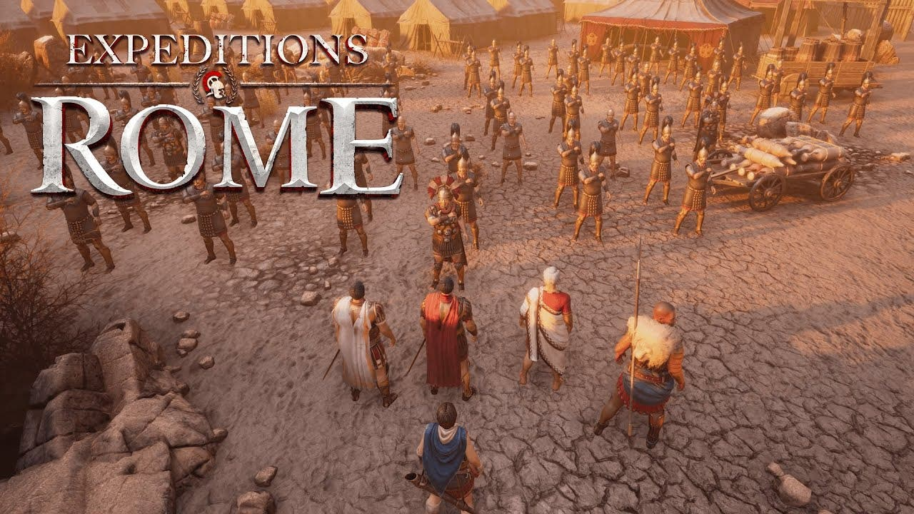 expeditions rome announced a new
