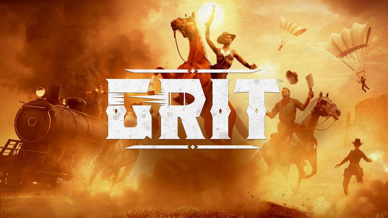 grit is a wild west battle royal