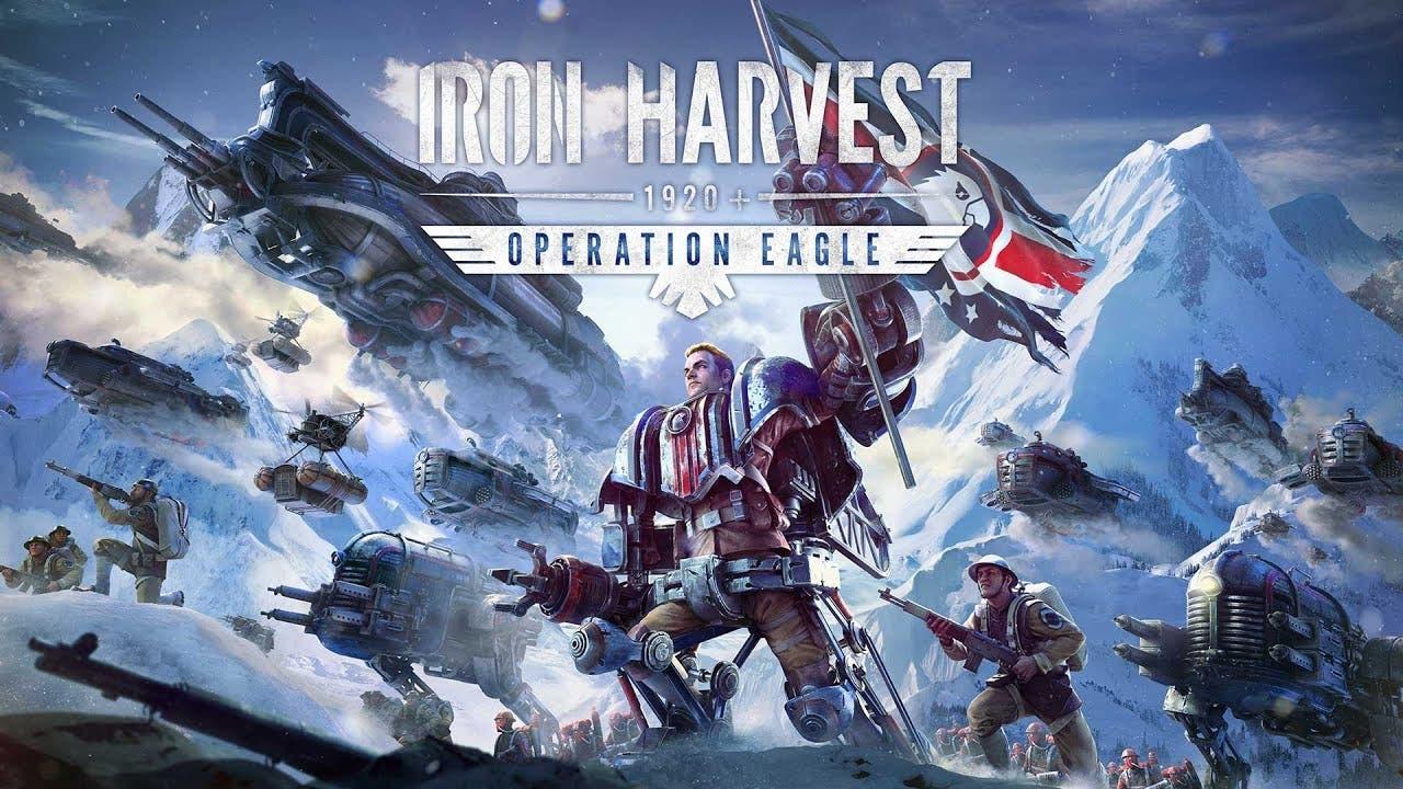 iron harvest operation eagle is