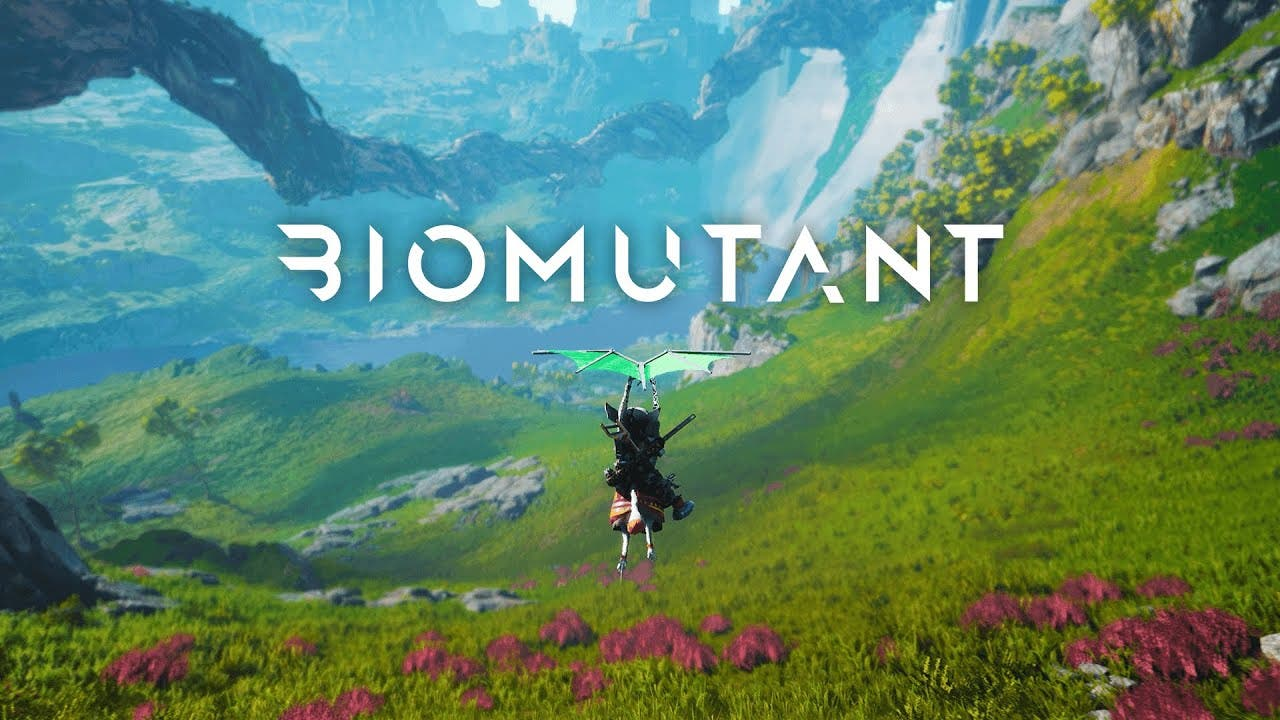 latest biomutant gameplay traile