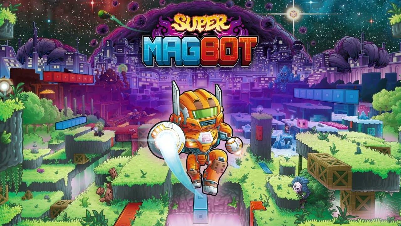 magnet based platformer super ma